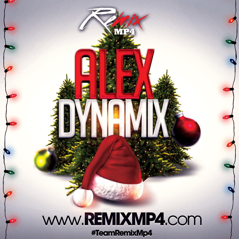 Alex Dynamix Xmas Grinch Edit - Intro - Clean