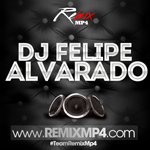 DJ Alex Lmm - Intro Outro - 125BPM Lyric Video [Dj Felipe Alvarado]